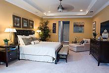 Photo: Master Bedroom Sitting Room