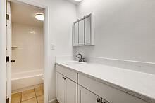 Photo: Master Bathroom