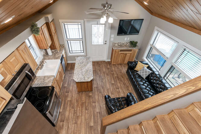 Little Homes of Texas Conroe in TX