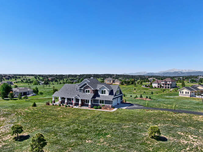 Keller Williams Clients' Choice Monument in CO