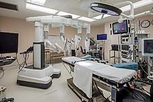 Photo: Catheterization Lab Room