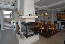 Photo: Fireplace