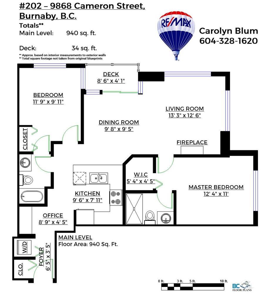 202 9868 Cameron St Burnaby Bc V3j 0a4 Canada Virtual Tour